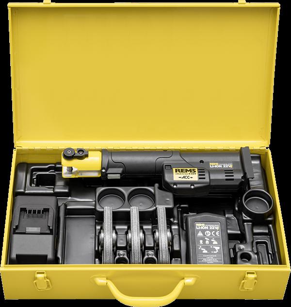 REMS Mini-Press S 22 V ACC | TOPIN